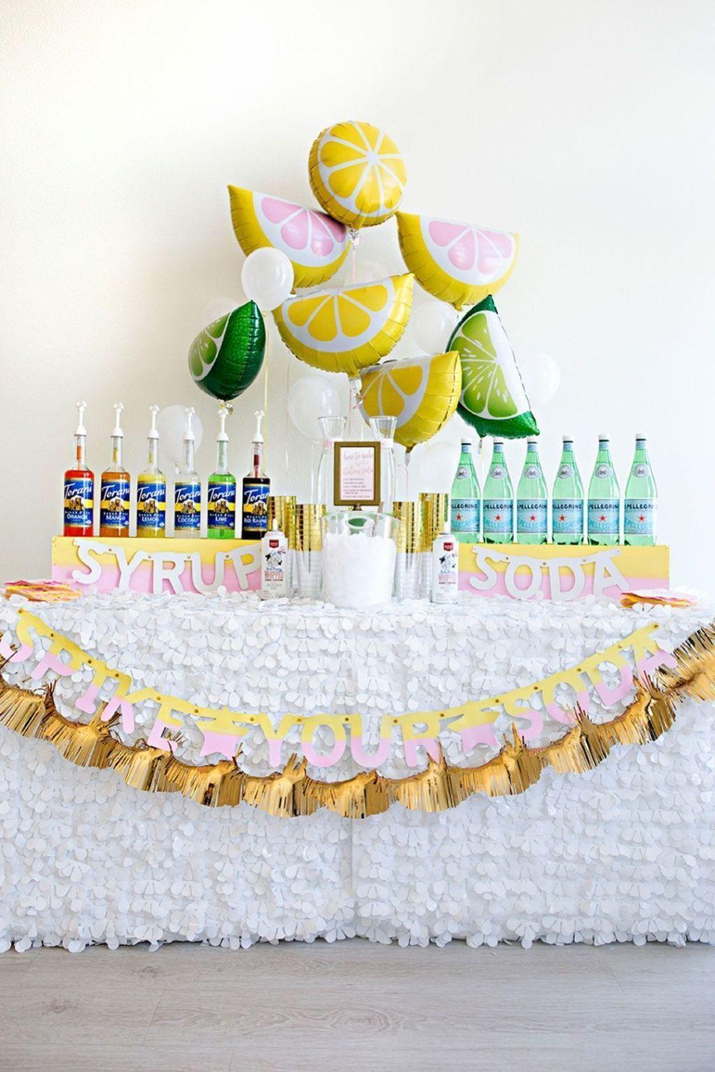 Decoration with balloons: 85 inspirations to decorate 13