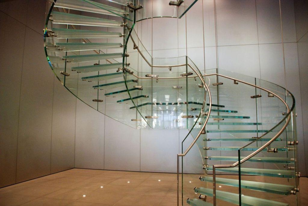 Stainless steel handrail: see tips and 60 models with photos 43
