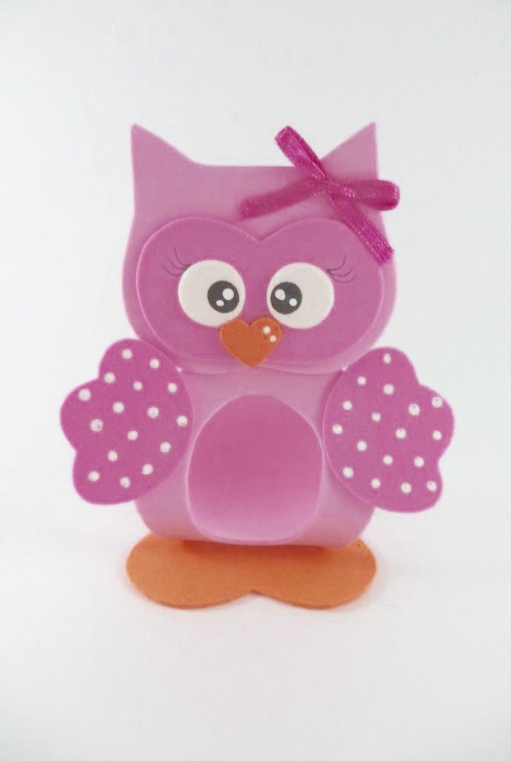 EVA owl to stand up