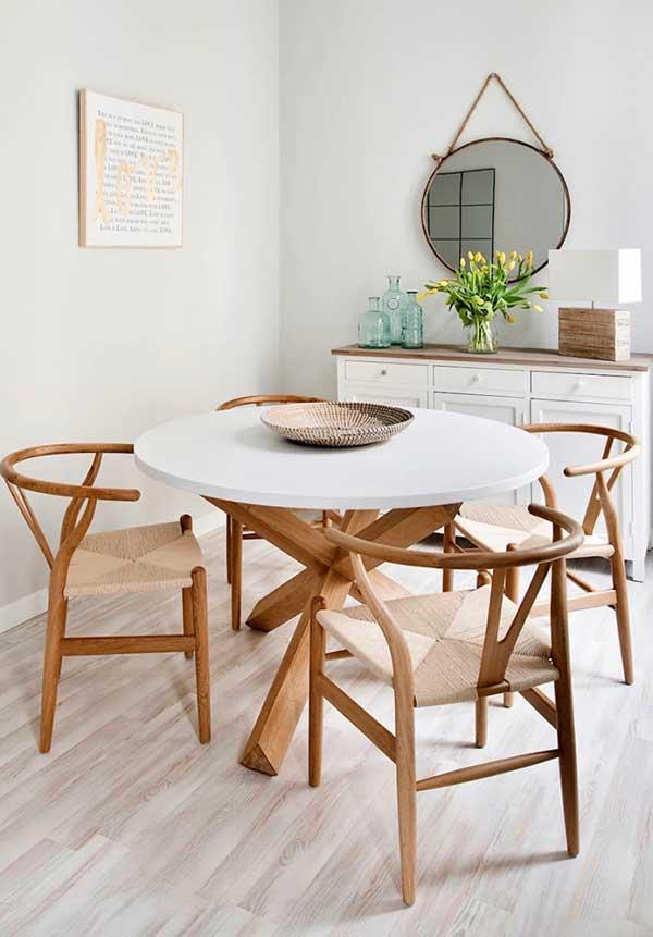 Laminate flooring: softness in the look and day to day