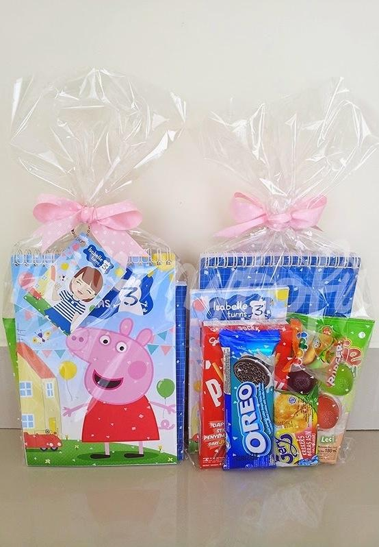 Peppa Pig Souvenirs: 50 decorating ideas and step by step 38