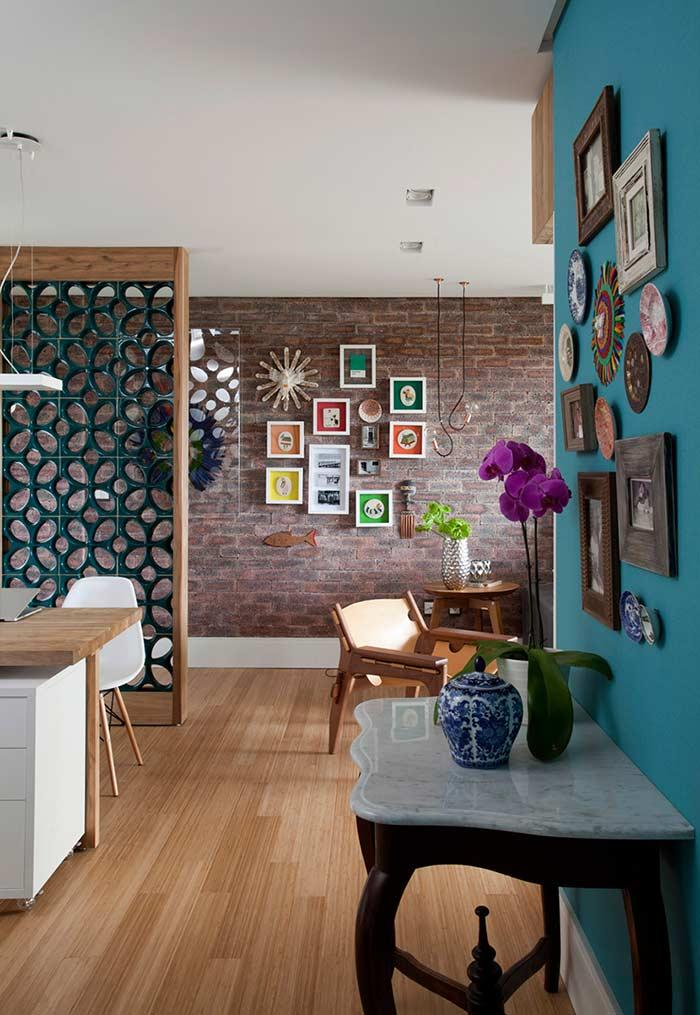 Cobogos: 60 ideas to insert elements in the decoration 19