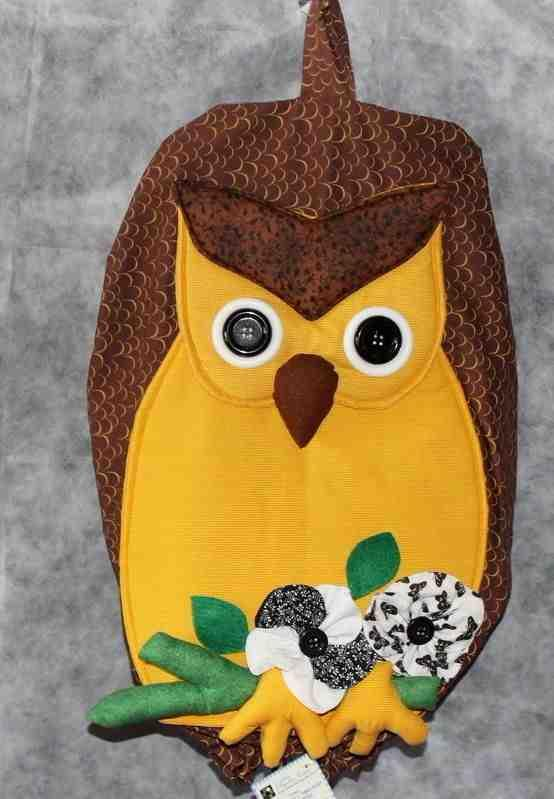 Pull Owl Bag: 60 ideas with photos and video step by step 54