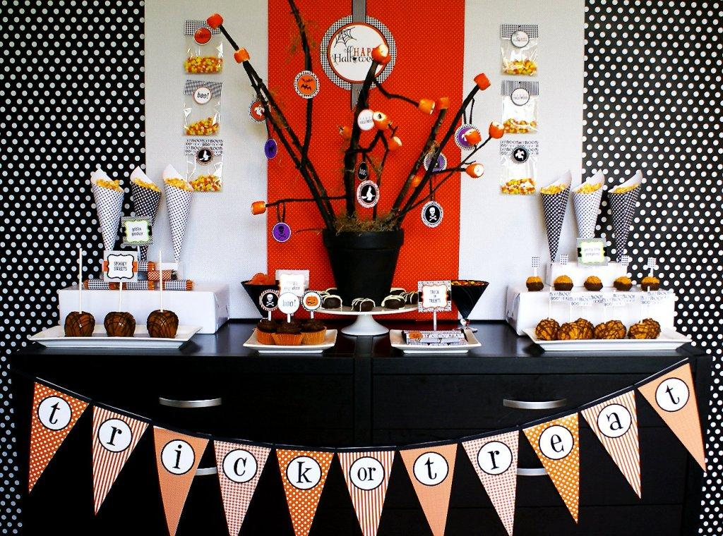 Halloween Party: 60 decorating ideas and theme photos 17