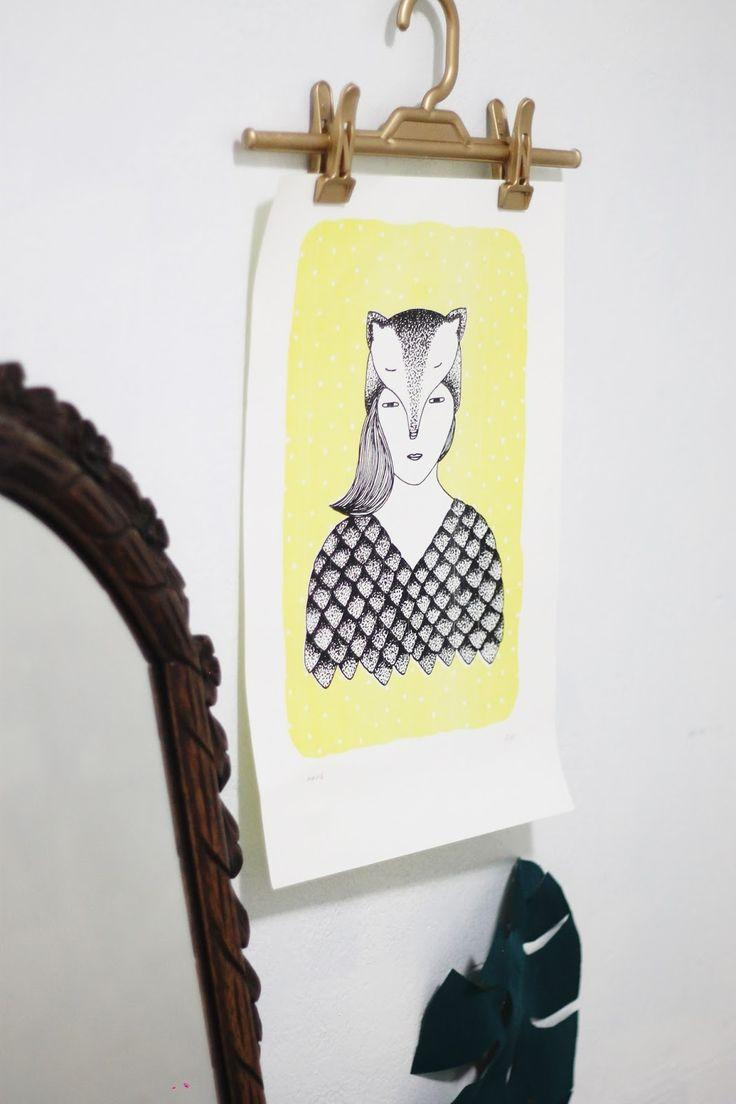 How to make handmade pictures: models, photos and step-by-step 9
