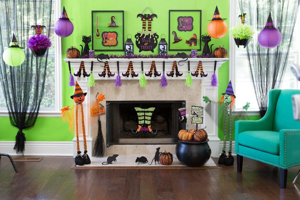 Halloween Party: 60 decorating ideas and 41 theme photos