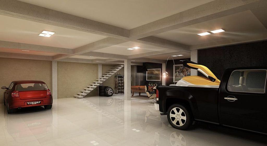 Garage floor: see the main types and ideas to be inspired 4