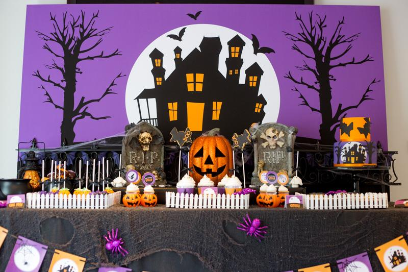 Halloween Party: 60 decorating ideas and photos of theme 22