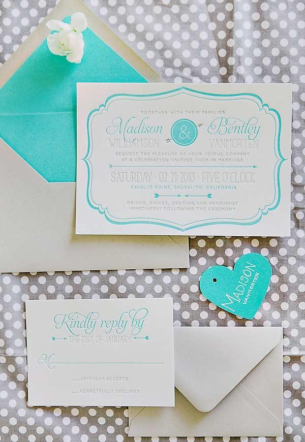 Tiffany blue wedding: 60 decorating ideas with color