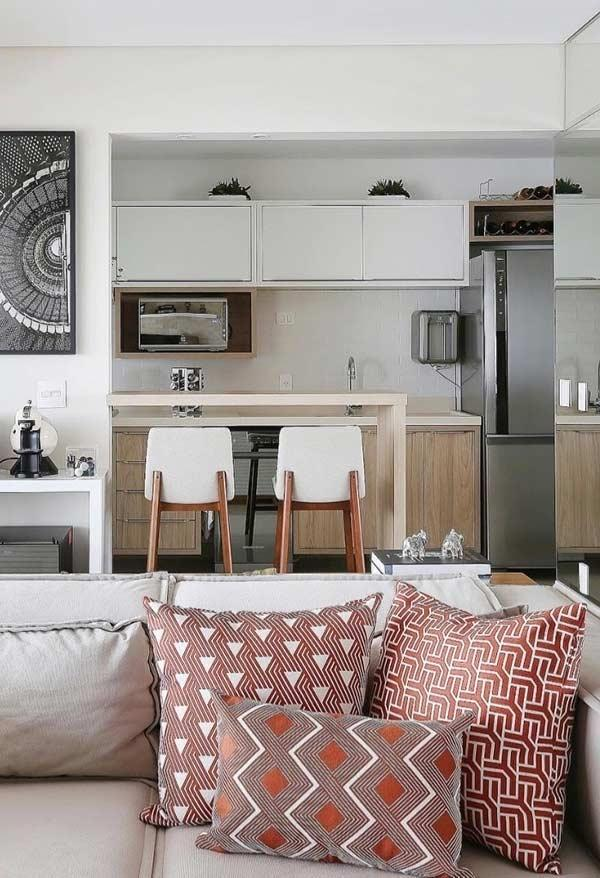 Pillows for a small space
