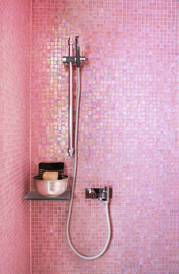 Bathroom Finishing: Types, Models and Photos 12
