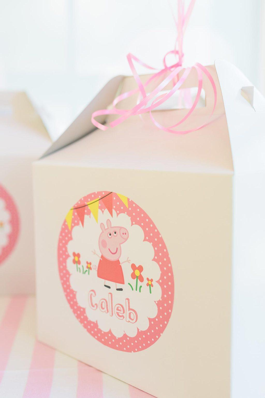 Peppa Pig Souvenirs: 50 ideas for decoration and step by step 16