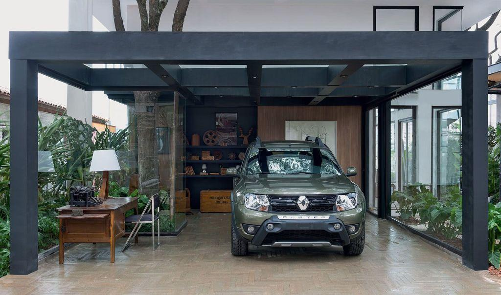Garage floor: see the main types and ideas to get inspired 40