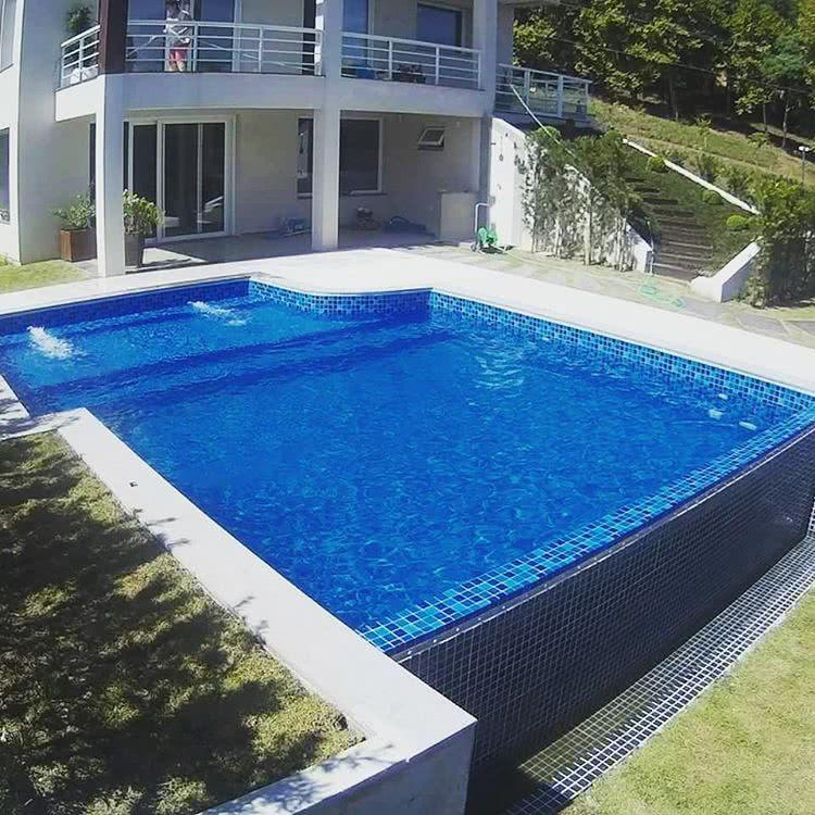 Vinyl Pool: What It Is, Benefits And Photos To Inspire 8