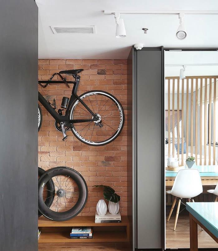 Bicycles as a decorative item