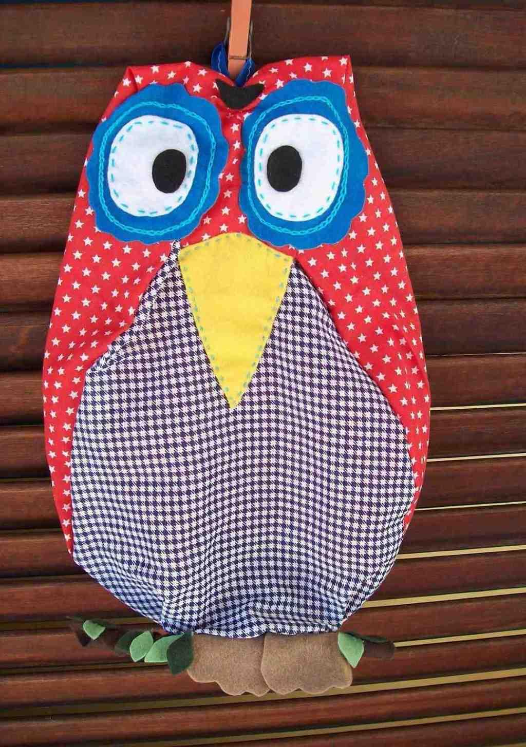 Pulling Owl Bag: 60 ideas with photos and video step by step 8