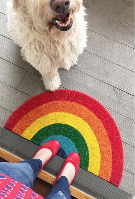 Funny doormats: welcome to brighten your home 34
