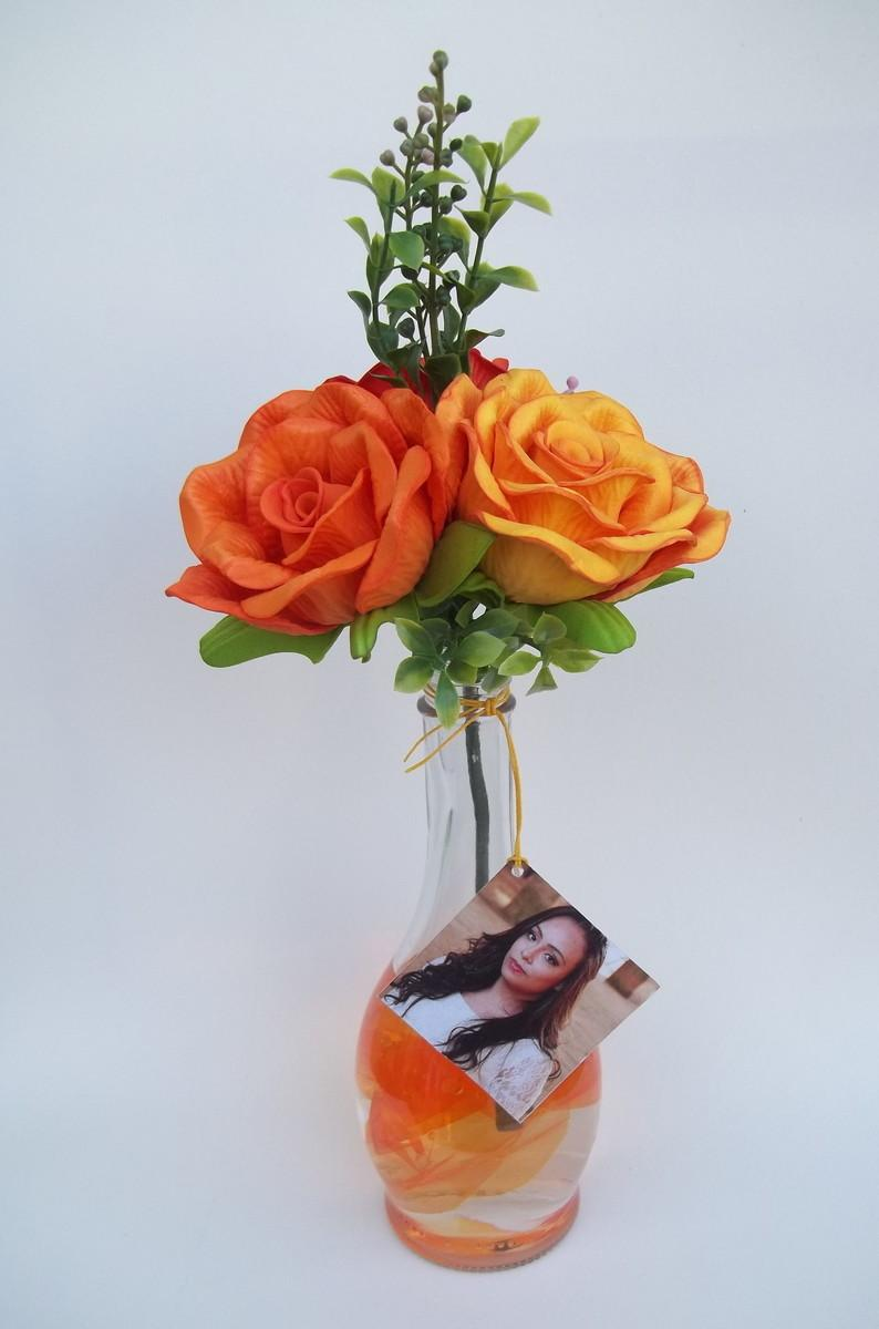 Flowers of EVA: 70 ideas, molds and step by step 67