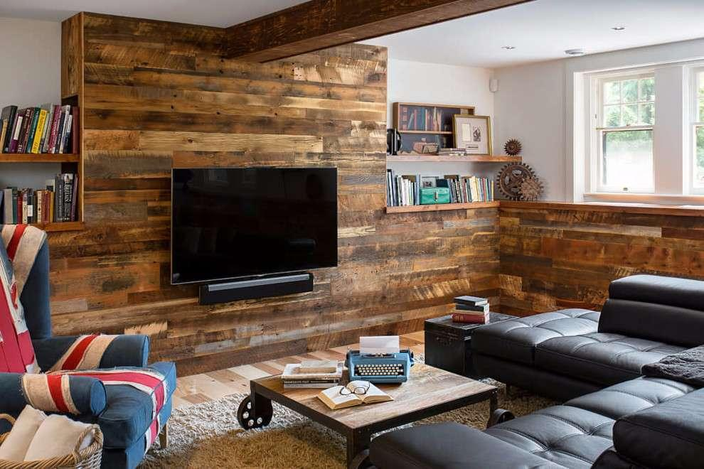 Wooden Wall: 56 Wonderful Ideas and How to Make 1