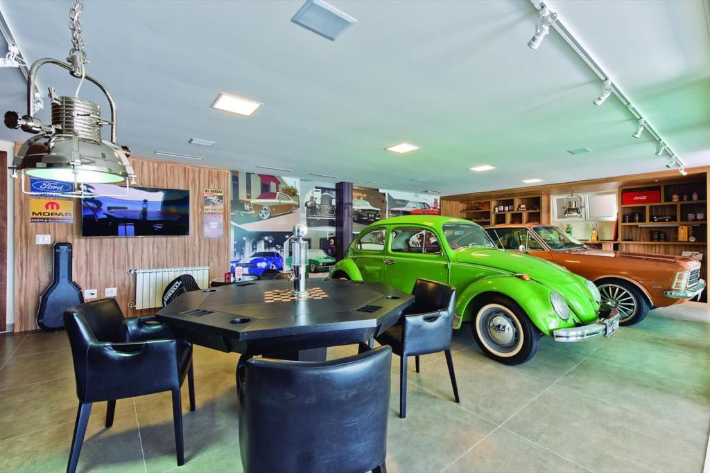 Garage floor: see the main types and ideas to be inspired 2