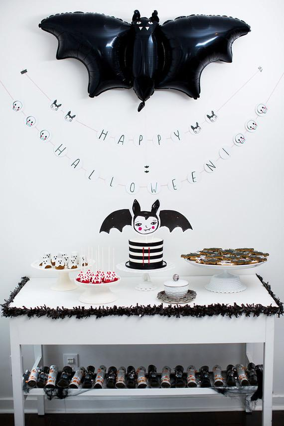 Halloween Party: 60 decorating ideas and theme 3 photos