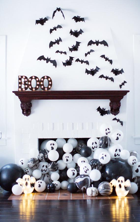 Halloween Party: 60 decorating ideas and theme 4 photos