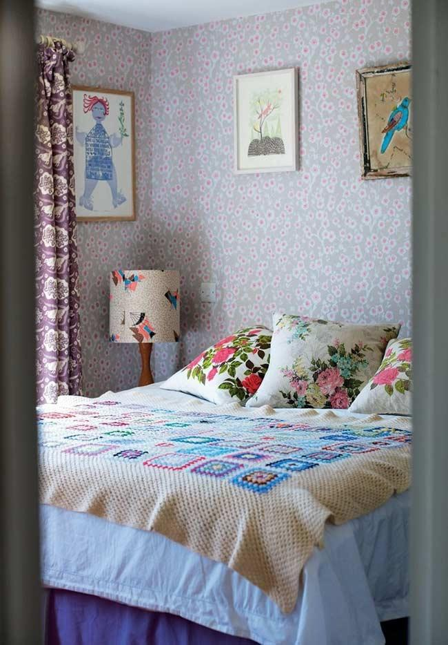 Crochet quilt: ideas with photos and easy step-by-step 5
