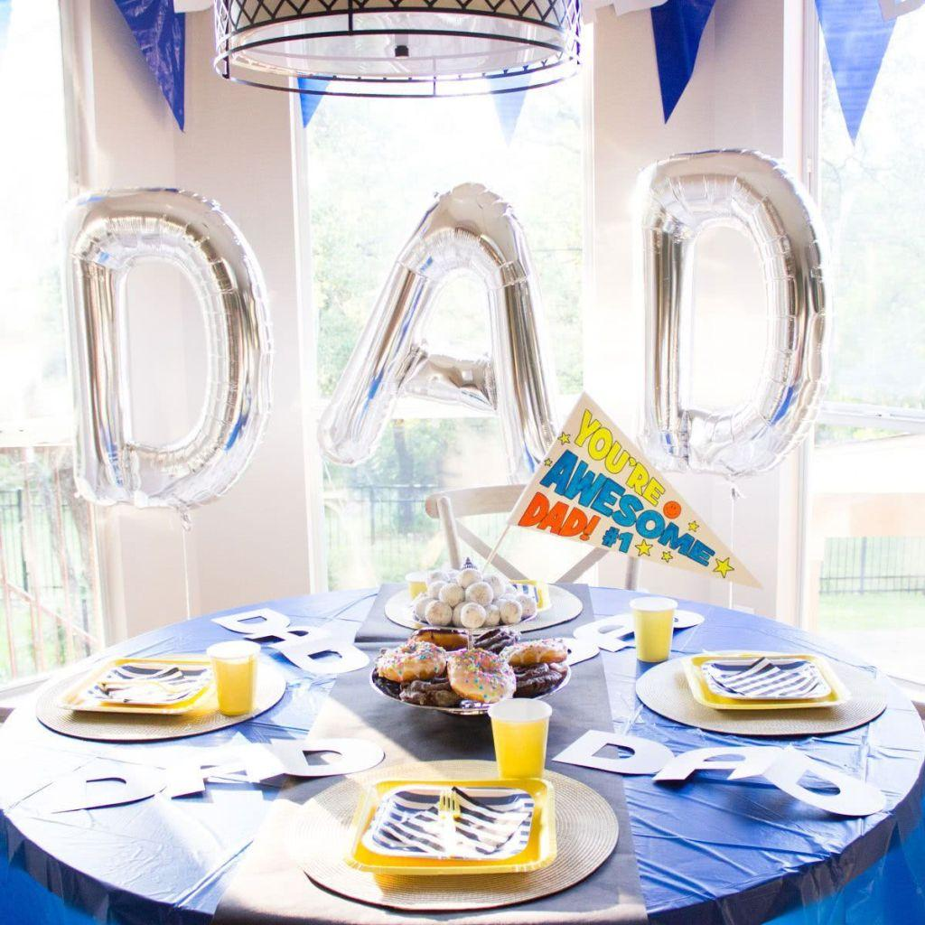 Fathers Day Decor: 60 Creative Ideas with Step by Step 16