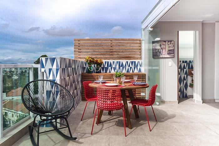 Satin porcelain is best for outdoor areas