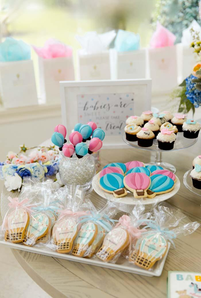 Sweets to delight during and after the party