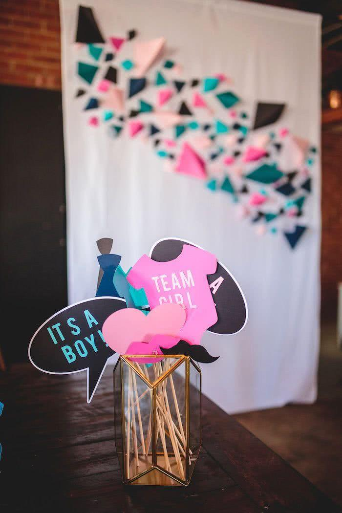 Baby Shower and Diaper Decoration: 70 Amazing Ideas and Photos 12