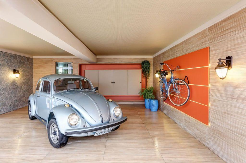Garage floor: see key types and ideas for inspiration 43