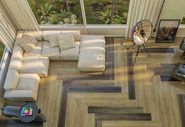 Enhance your flooring with scaling