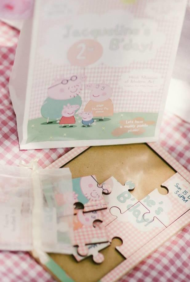 Peppa Pig Souvenirs: 50 decorating ideas, step by step 48