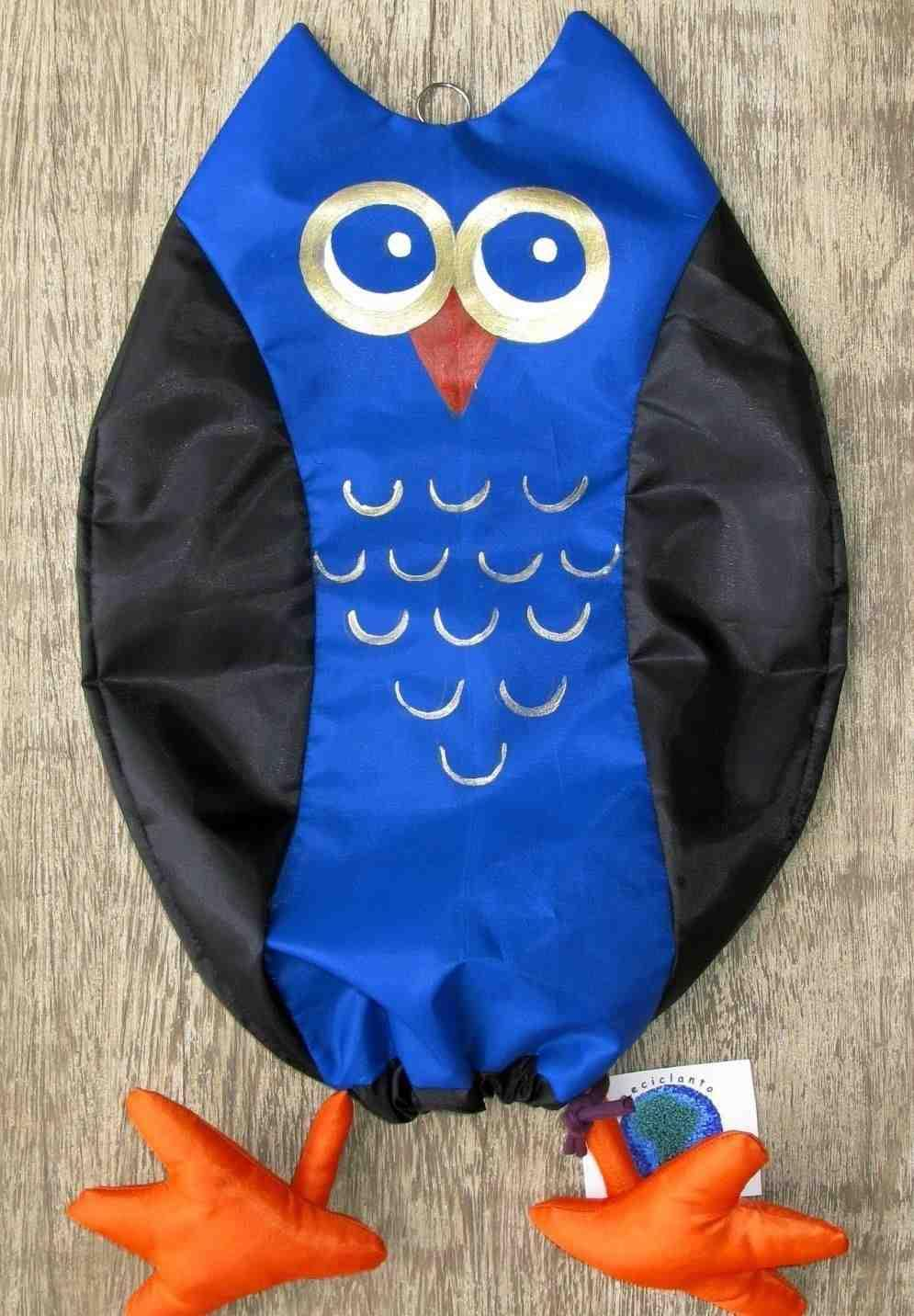 Pull Owl Bag: 60 ideas with photos and video step by step 59