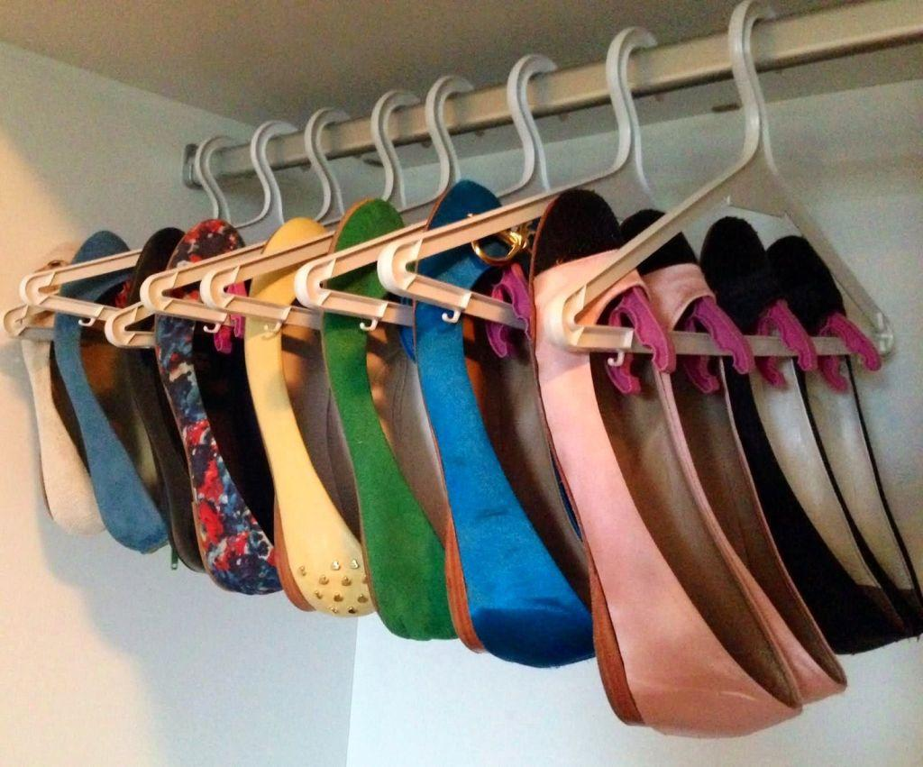 60 ideas and tips on how to organize shoes 8