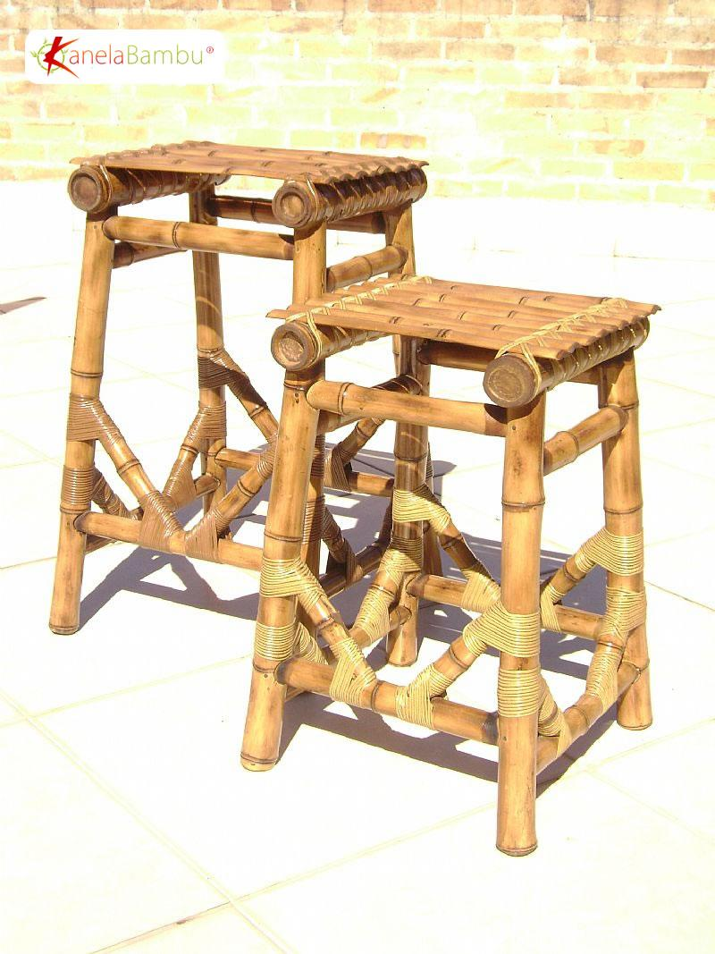 Bamboo Crafts: 60 models, photos and step by step DIY 26