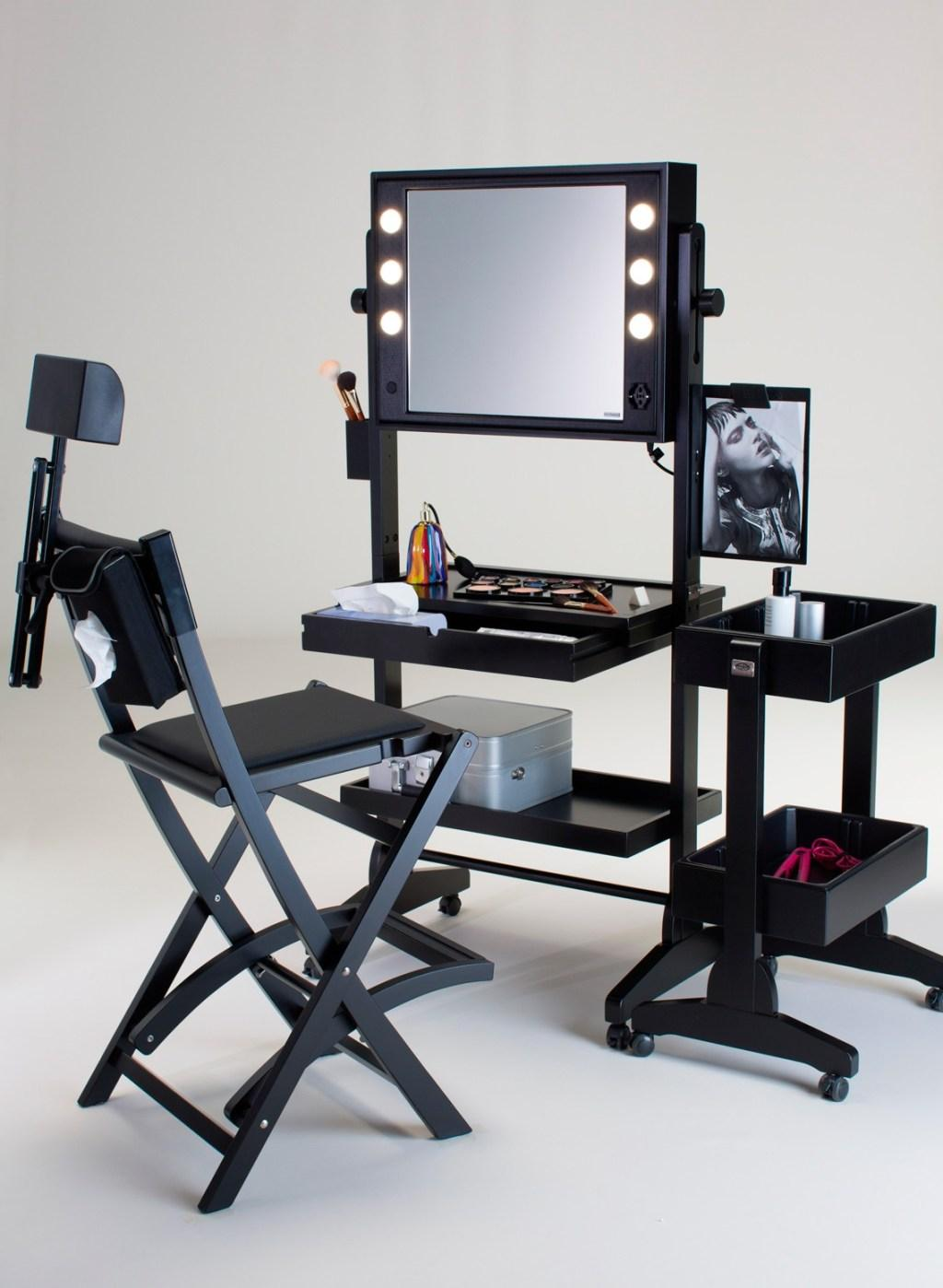 Makeup table: 60 ideas to decorate and organize 35