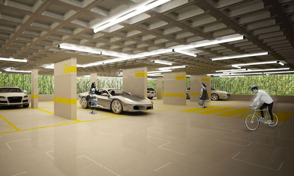 Garage floor: see key types and ideas for inspiration 30