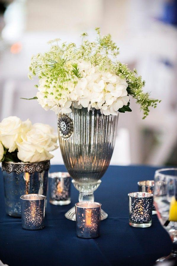 Wedding arrangements: 70 ideas for table, flowers and decoration 15