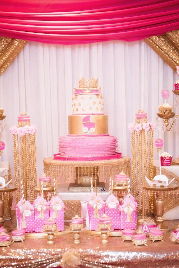 Baby Shower and Diaper Decoration: 70 Amazing Ideas and Photos 24