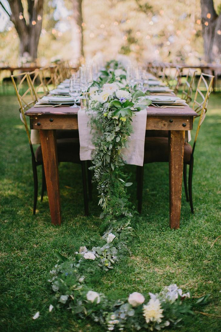 Rustic wedding: 80 decorating ideas, photos and DIY 37