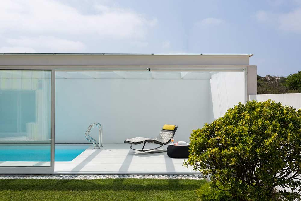 Glass door: 60 ideas and projects to inspire 12