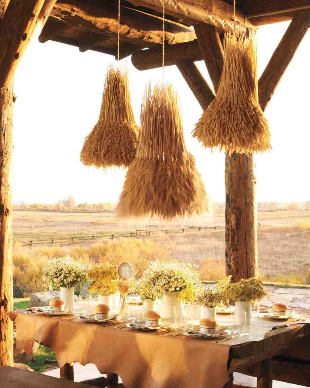 Rustic Wedding: 80 Decorating Ideas, Photos and DIY 24