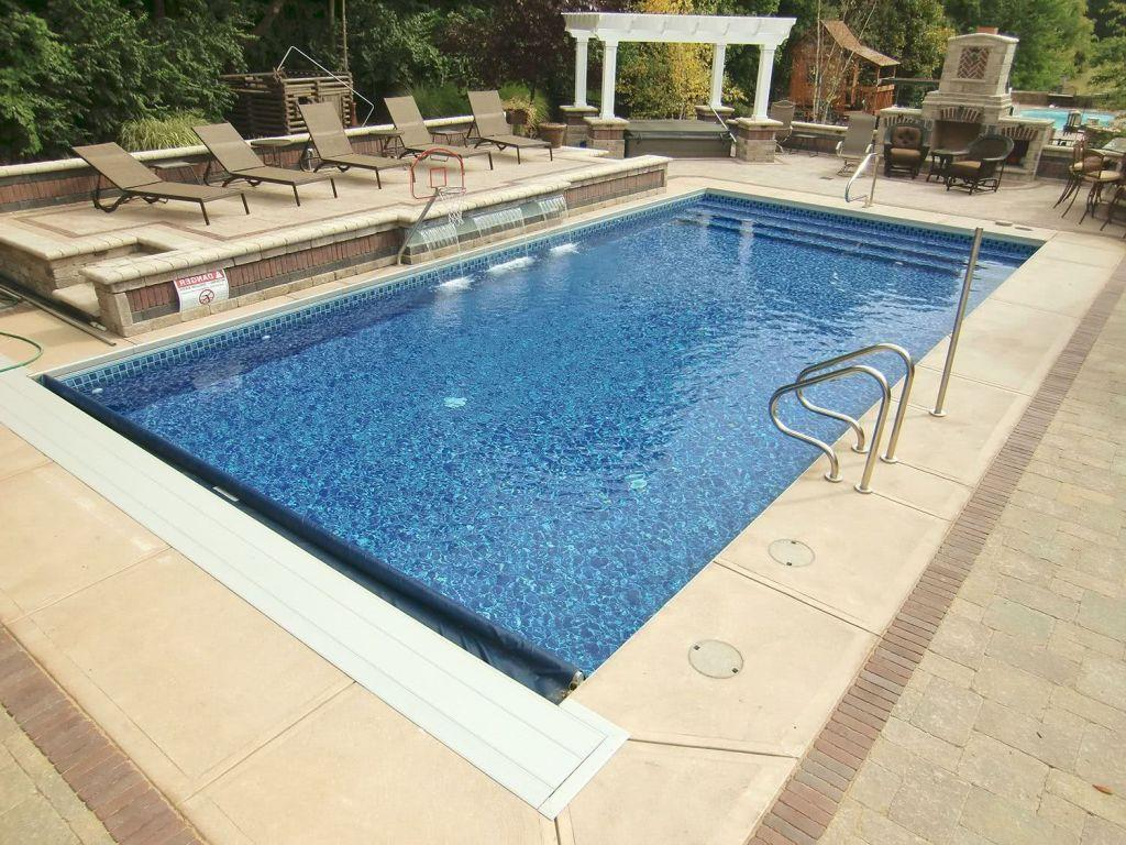 Vinyl Pool: What It Is, Benefits and Photos to Inspire 13