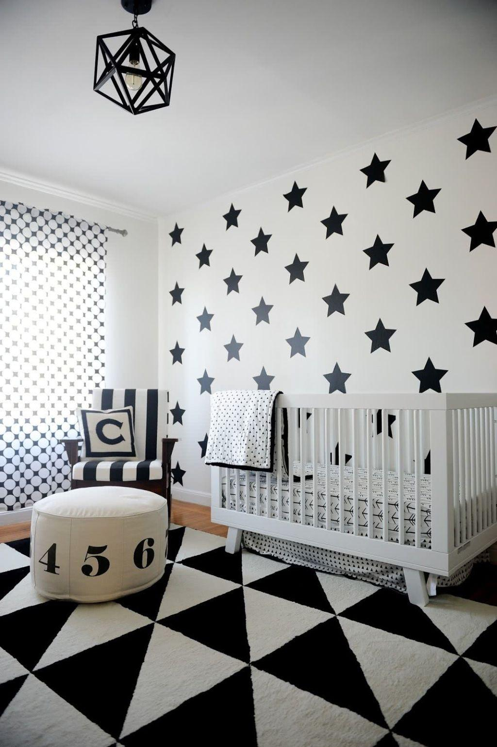 Black and white decoration: 60 ideas of environments to be inspired 46