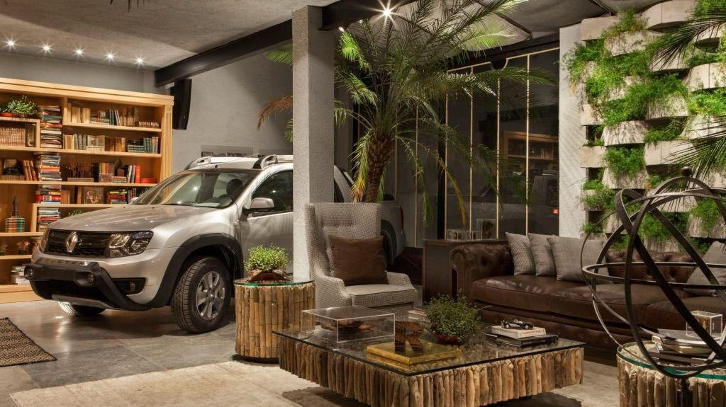 Garage floor: see the main types and ideas to be inspired 38