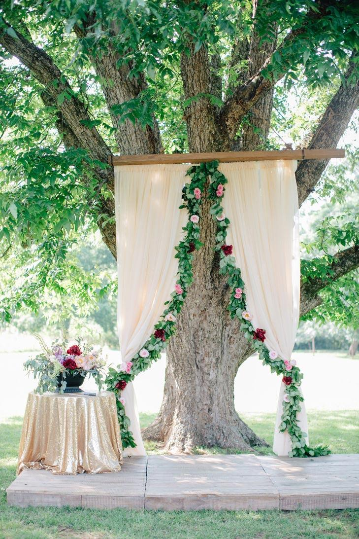 Rustic wedding: 80 decorating ideas, photos and DIY 16