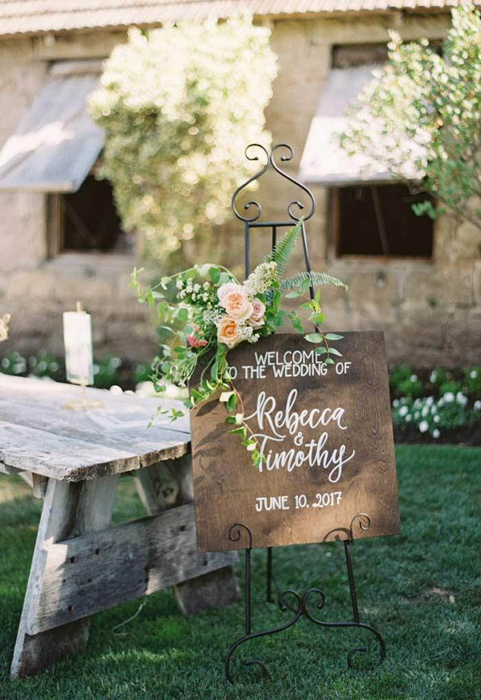 Country wedding: everything to decorate with this style of ceremony 4