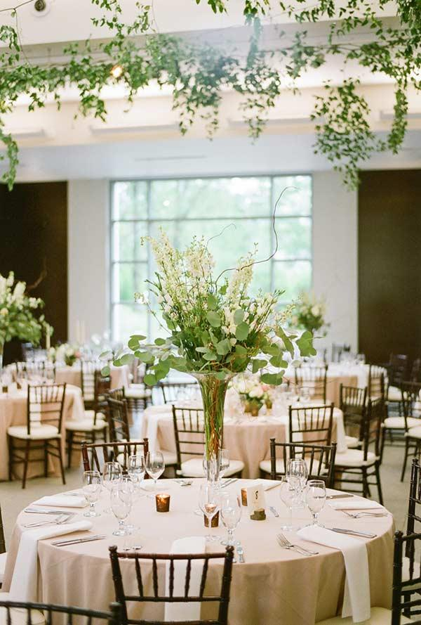 Table decorations for party and wedding decoration